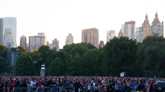 纽约市拟举办大型音乐会庆重开 邀数万人齐聚中央公园_图1-1